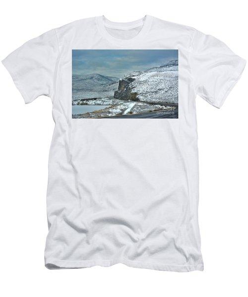 Blind Corner Men's T-Shirt (Athletic Fit)