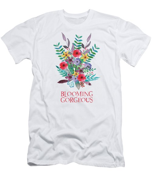 Blooming Gorgeous Men's T-Shirt (Athletic Fit)