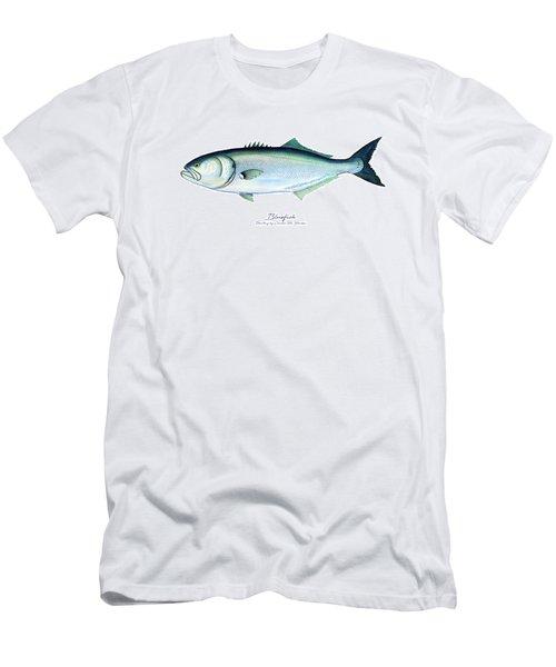 Bluefish Men's T-Shirt (Athletic Fit)