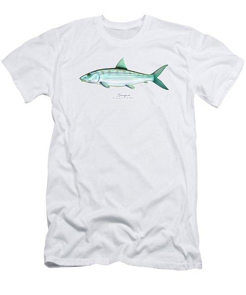 Bonefish Men's T-Shirt (Athletic Fit)