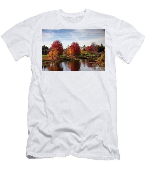 Botanic Gardens Men's T-Shirt (Athletic Fit)