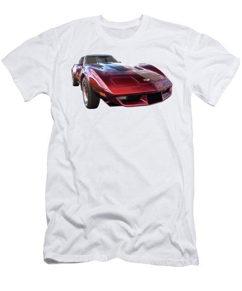 Brandywine Corvette Men's T-Shirt (Athletic Fit)