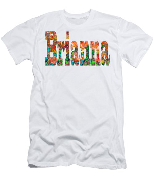 Brianna Men's T-Shirt (Athletic Fit)