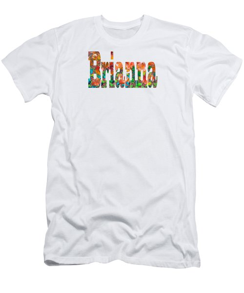 Brianna Men's T-Shirt (Athletic Fit)
