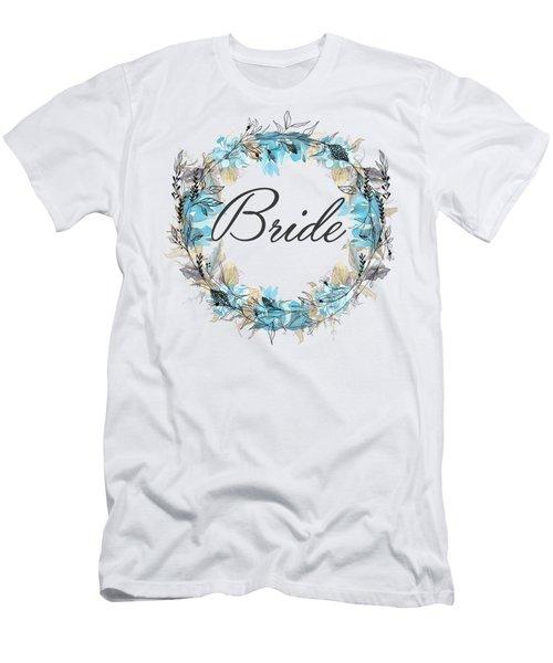 Bride Men's T-Shirt (Athletic Fit)