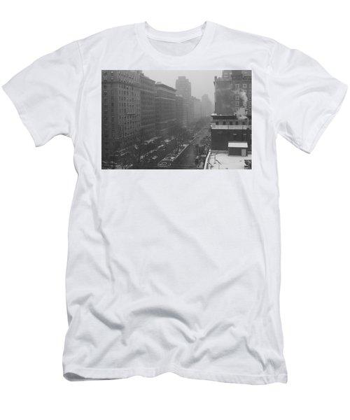 Broadway Men's T-Shirt (Athletic Fit)