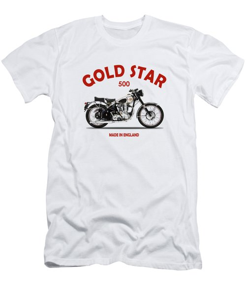 Bsa Gold Star 1952 Men's T-Shirt (Athletic Fit)