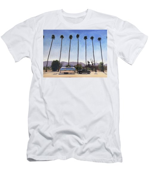 California Honeymoon Men's T-Shirt (Athletic Fit)