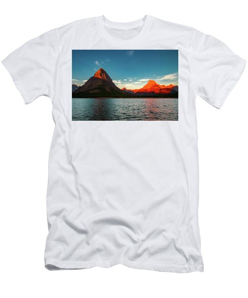 Men's T-Shirt (Athletic Fit) featuring the photograph Call Of The Wild No. 2 by Todd Klassy