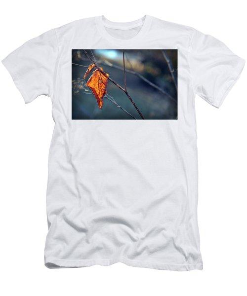 Captured In Light Men's T-Shirt (Athletic Fit)