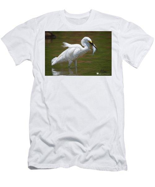 Caught Men's T-Shirt (Athletic Fit)