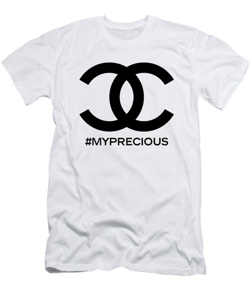 Chanel My Precious-1 Men's T-Shirt (Athletic Fit)