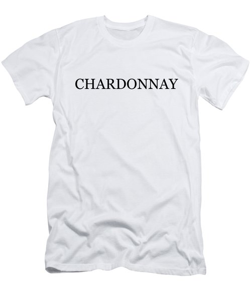 Chardonnay Wine Costume Men's T-Shirt (Athletic Fit)