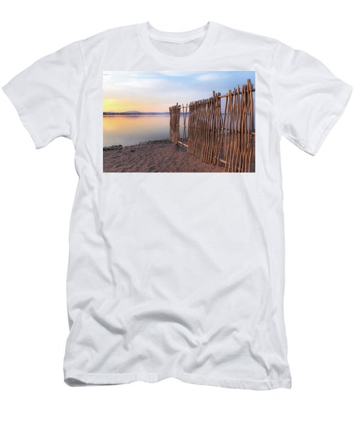 Men's T-Shirt (Athletic Fit) featuring the photograph Chega De Saudade by Davor Zerjav