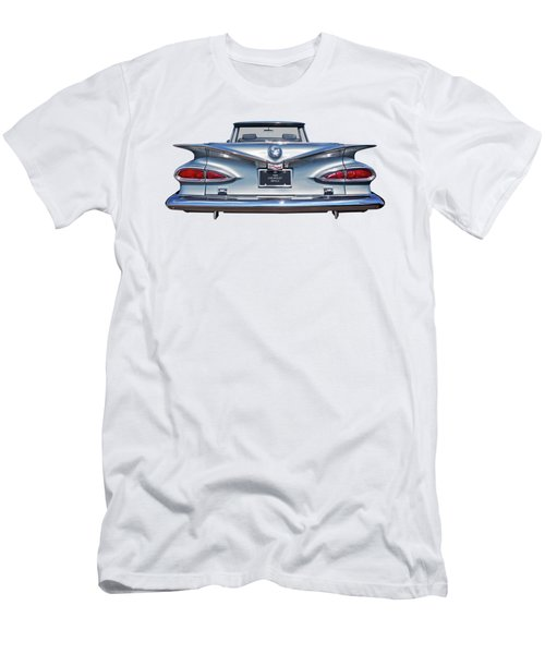 Chevrolet Impala 1959 Shining In The Light Men's T-Shirt (Athletic Fit)