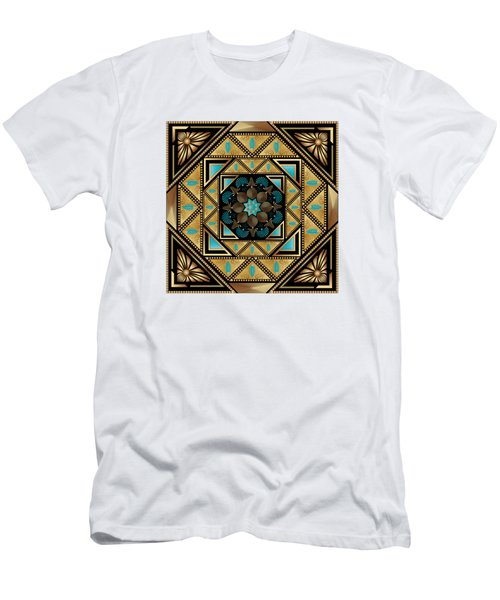 Circumplexical N0 3640 Men's T-Shirt (Athletic Fit)