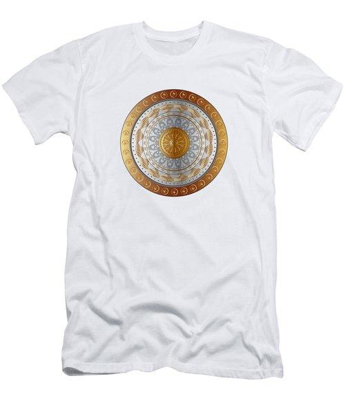 Circumplexical No 3528 Men's T-Shirt (Athletic Fit)