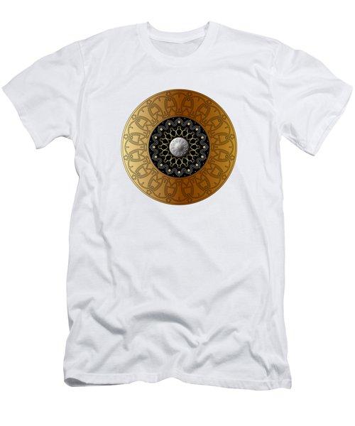Circumplexical No 3538 Men's T-Shirt (Athletic Fit)