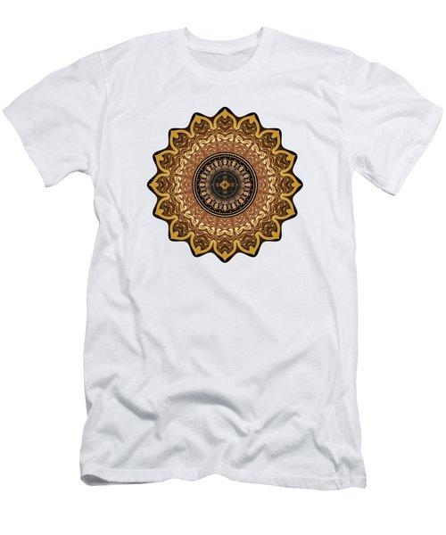 Circumplexical No 3574 Men's T-Shirt (Athletic Fit)