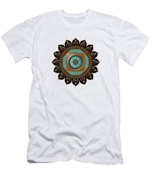 Circumplexical No 3580 Men's T-Shirt (Athletic Fit)