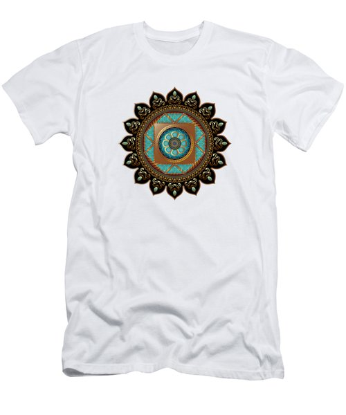 Circumplexical No 3580 Men's T-Shirt (Athletic Fit)