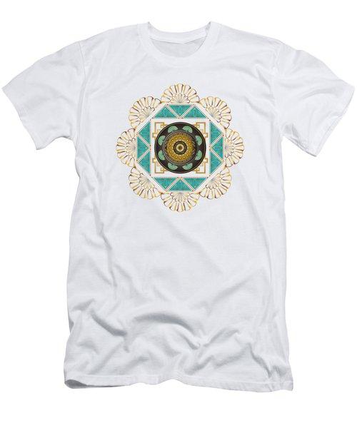 Circumplexical No 3606 Men's T-Shirt (Athletic Fit)