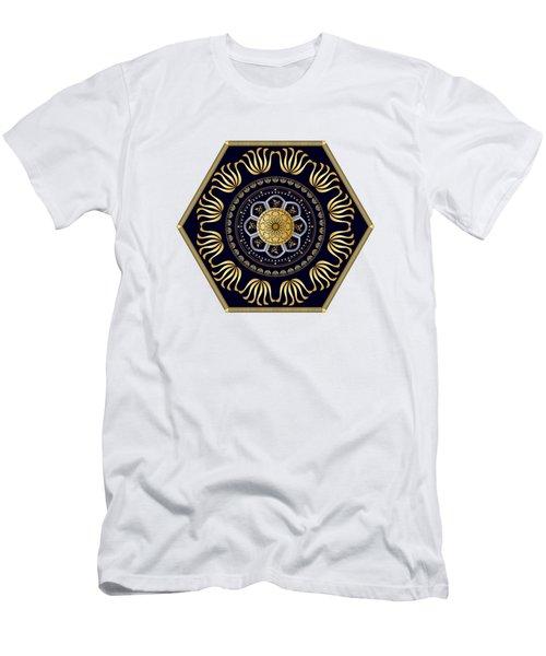 Circumplexical No 3608 Men's T-Shirt (Athletic Fit)
