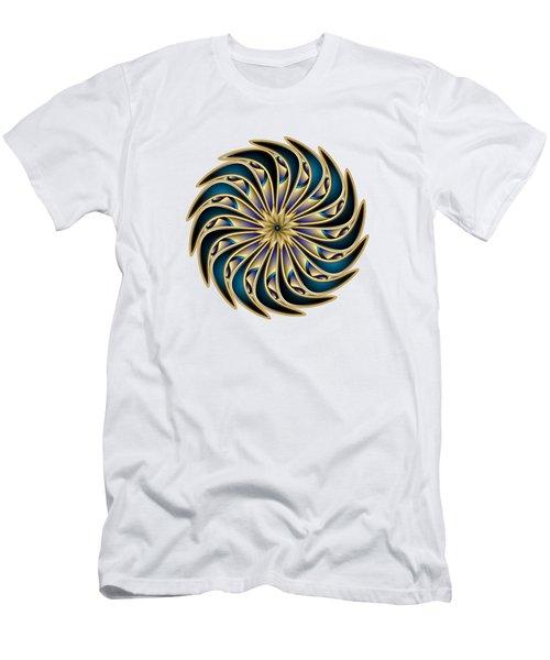Circumplexical No 3611 Men's T-Shirt (Athletic Fit)