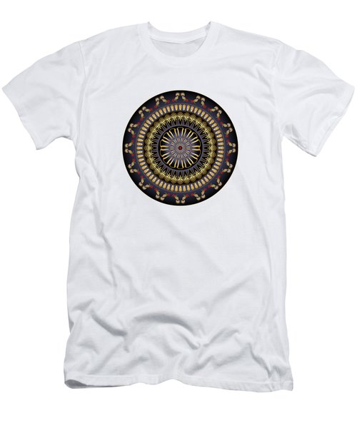 Circumplexical No 3620 Men's T-Shirt (Athletic Fit)