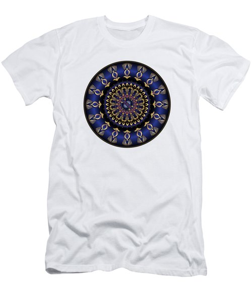 Circumplexical No 3631 Men's T-Shirt (Athletic Fit)