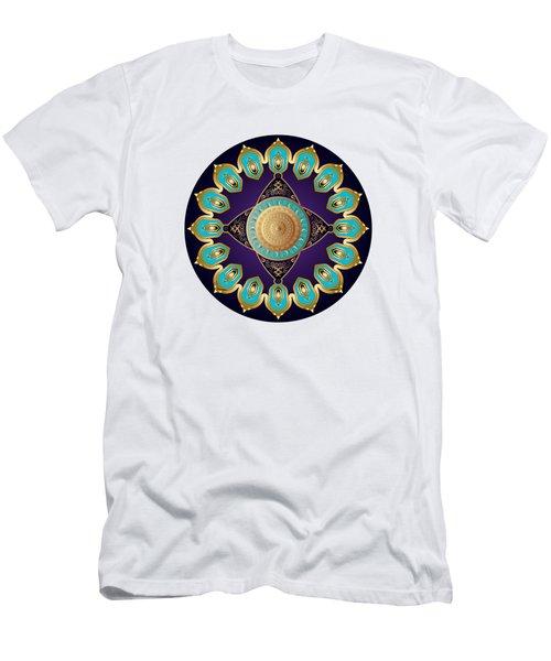 Circumplexical No 3645 Men's T-Shirt (Athletic Fit)