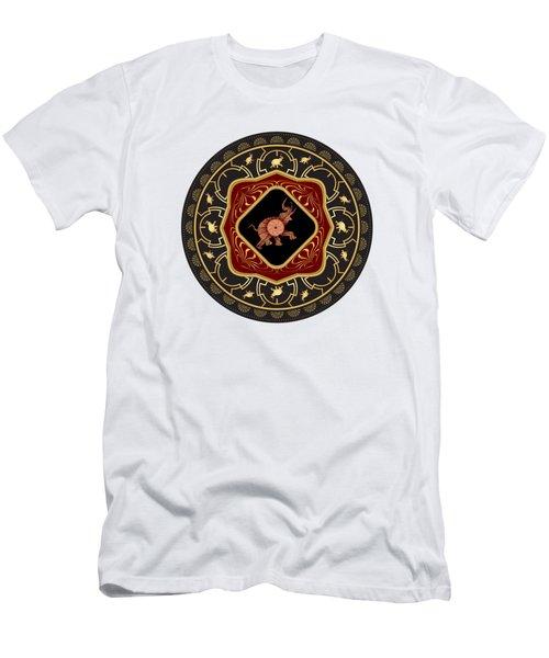 Circumplexical No 3665 Men's T-Shirt (Athletic Fit)