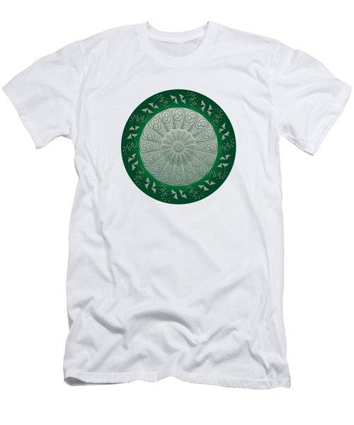 Circumplexical No 3690 Men's T-Shirt (Athletic Fit)