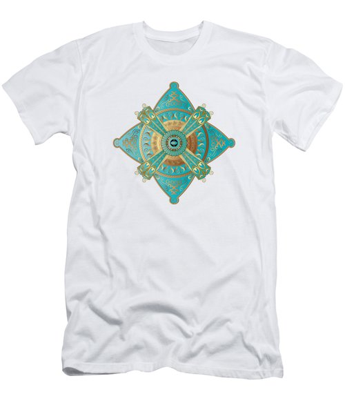 Circumplexical No 3695 Men's T-Shirt (Athletic Fit)