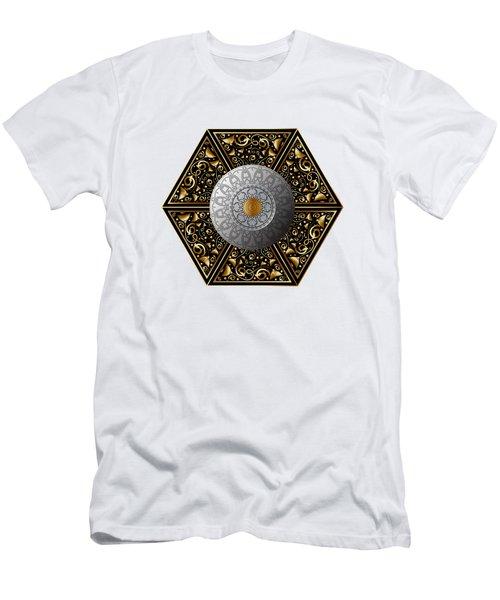 Circumplexical No 3854 Men's T-Shirt (Athletic Fit)