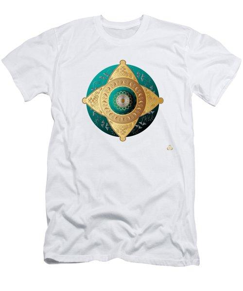 Circumplexical No 4064 Men's T-Shirt (Athletic Fit)