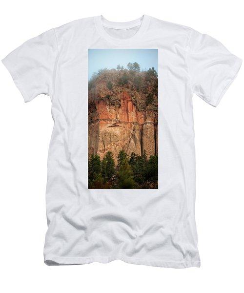 Cliff Face Men's T-Shirt (Athletic Fit)