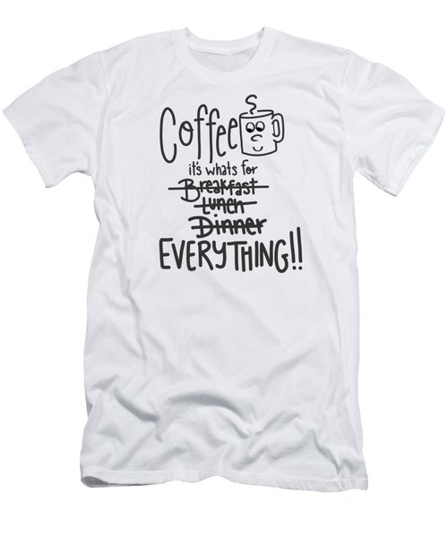 Coffee1 Men's T-Shirt (Athletic Fit)