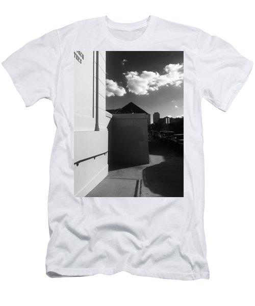 Coffin Ladies  Men's T-Shirt (Athletic Fit)