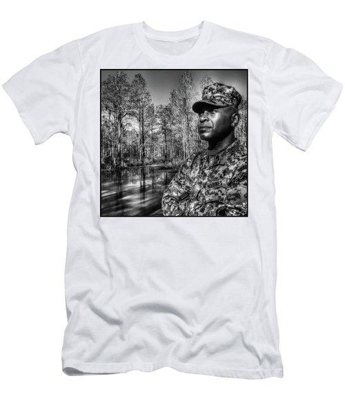 colonel Trimble 2 Men's T-Shirt (Athletic Fit)