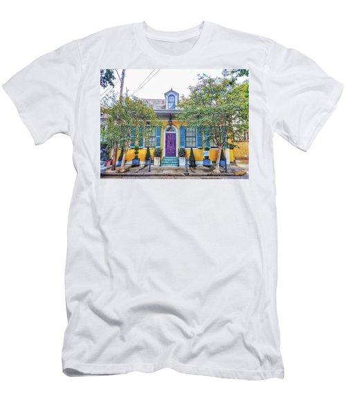 Colorful Nola Men's T-Shirt (Athletic Fit)