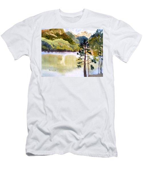 Como Lake Men's T-Shirt (Athletic Fit)