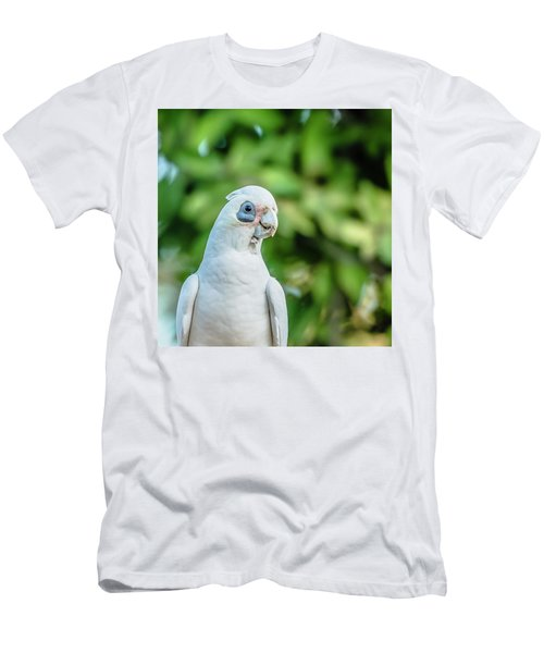 Corellas Outside During The Afternoon. Men's T-Shirt (Athletic Fit)
