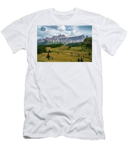 Croda Da Lago Men's T-Shirt (Athletic Fit)