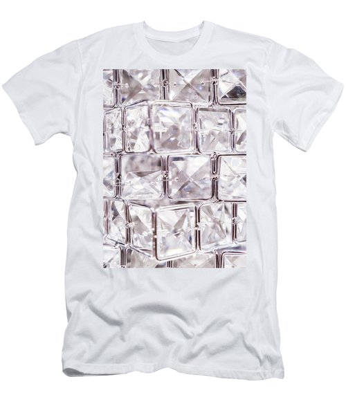 Crystal Bling IIi Men's T-Shirt (Athletic Fit)