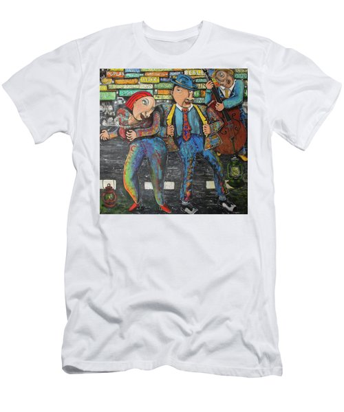 Dancing In The Street Men's T-Shirt (Athletic Fit)