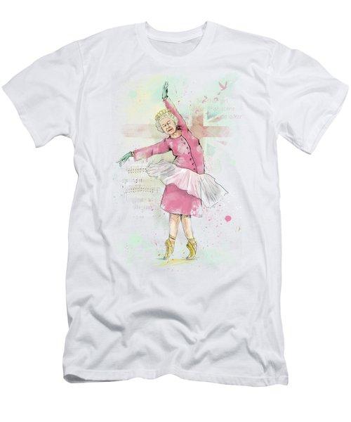 Dancing Queen Men's T-Shirt (Athletic Fit)