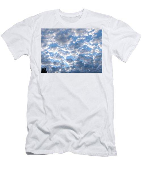 Dawn Sky 1 Men's T-Shirt (Athletic Fit)