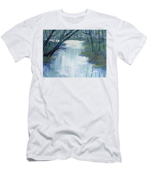 Dazzle On The Derwent Men's T-Shirt (Athletic Fit)