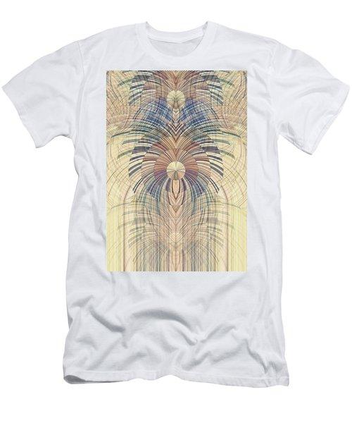 Deco Wood Men's T-Shirt (Athletic Fit)